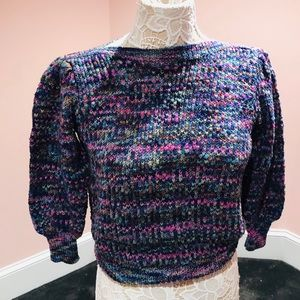 Perfect vintage 80s sweater!